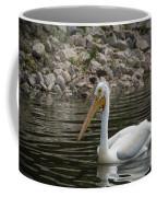 Peaceful Pelican Coffee Mug