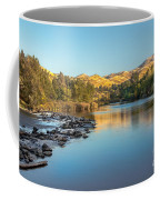 Peaceful River Coffee Mug by Robert Bales