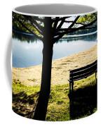 Peaceful Shadows Coffee Mug