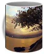 Peaceful Sundown On Hilo Bay - Hawaii Coffee Mug