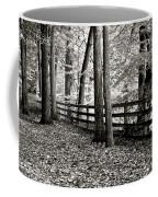 Peaceful Walk Coffee Mug