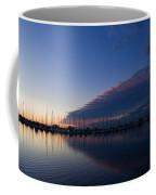 Peaceful Yachts And Sailboats Coffee Mug