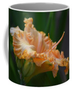 Peach Rufflette - Lily Coffee Mug
