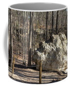 Peach Tree Rock-6 Coffee Mug