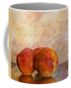 Peach Trio  Coffee Mug