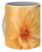 Peaches And Cream Coffee Mug