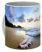 Peaches N' Cream Coffee Mug
