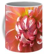 Peachy Kiss Coffee Mug