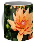 Peachy Petals Coffee Mug