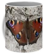 Peacock 2 Coffee Mug