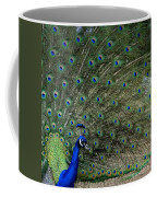 Peacock 8 Coffee Mug