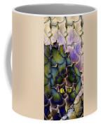 Peacock Dream 4 Coffee Mug