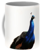 Peacock I Coffee Mug