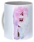 Peacock Orchids Coffee Mug