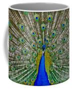 Peafowl Peacock Coffee Mug