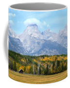 Peak Cloud Coffee Mug