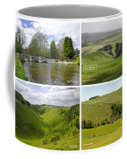 Peak District Collage 01-labelled Coffee Mug