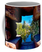 Peakin In On Everest Coffee Mug