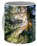 Peeking Through God's Shadow Coffee Mug