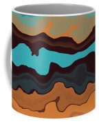 Peaks And Valleys 3 Coffee Mug