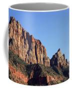 Peaks In Zion Coffee Mug