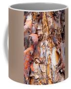 Pealing Bark Upclose Coffee Mug