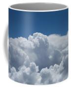 Pearl And Cobalt Coffee Mug