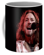 Pearl Jam Coffee Mug