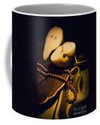 Pearls And Pears Coffee Mug
