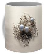 Pearls Coffee Mug by Lali Kacharava