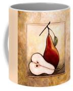Pears Diptych Part Two Coffee Mug