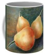 Pears Still Life Coffee Mug