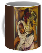 Peasant Girl Coffee Mug