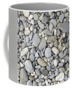 Pebble Background Coffee Mug
