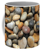 pebble beach Chesil UK  Coffee Mug