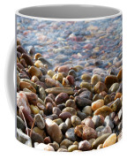 Pebbles On The Shore Coffee Mug