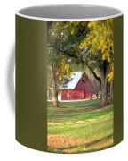 Pecan Orchard Barn Coffee Mug