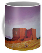 Pecos Mission Landscape Coffee Mug