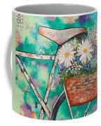 Pedal Petal Coffee Mug