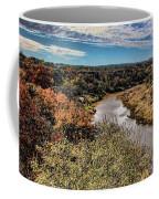 Pedernales River In Autumn Coffee Mug