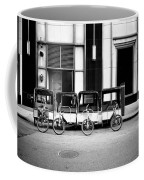 Pedicab Nyc Coffee Mug