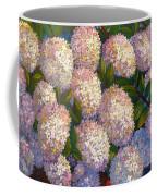 Peegee Hydrangeas Coffee Mug