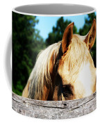 Peek A Boo Trigger Coffee Mug