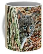 Peek Ah Boo Coffee Mug