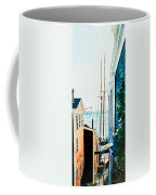 Peek At The Bluenose Coffee Mug