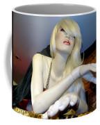 Peekaboo Blonde Coffee Mug