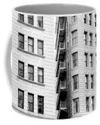 Peeking In Or Looking Out Coffee Mug