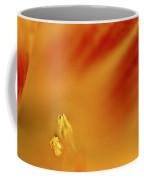 Peeking Through Coffee Mug