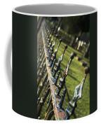 Peeling Graveyard Perspective Coffee Mug