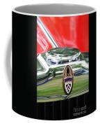 Peerless Radiator Emblem Coffee Mug